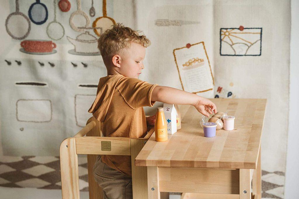 meilleures tours Montessori